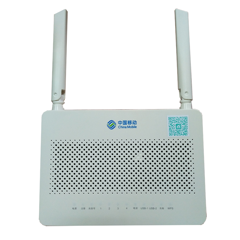 Huawei GPON ONU HS8546V5 FTTH ONT Router 4GE+1TEL+2USB+Wifi with English firmware Same function as HS8546V