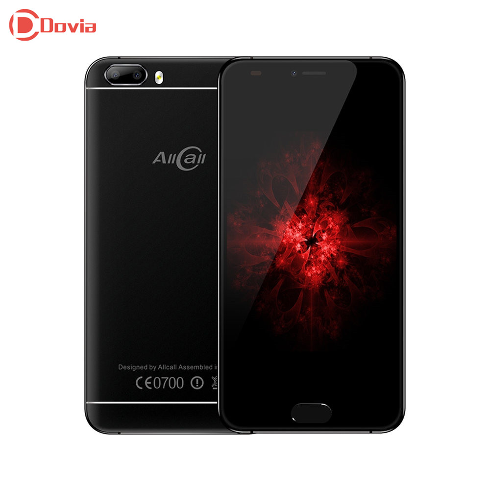 AllCall Bro 3G Smartphone Android 7.0 5.0 inch MTK6580A Quad Core 1GB RAM 16GB ROM Dual Rear Cameras OTG Function mobile
