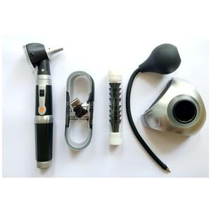 Image 2 - Superbright 광섬유 otoscope 충전식 진단 키트 의료 귀 케어 제품 LED otoscopio