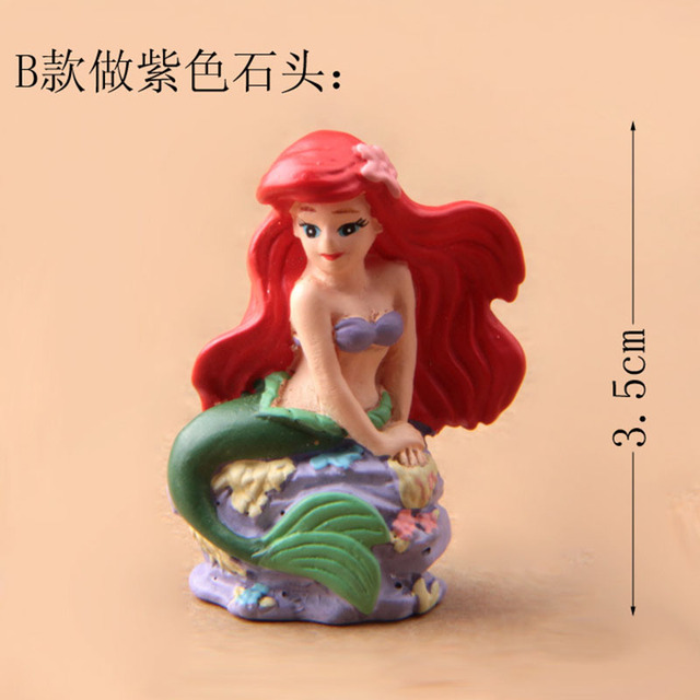 Little Mermaid Princess Ariel Action Figure