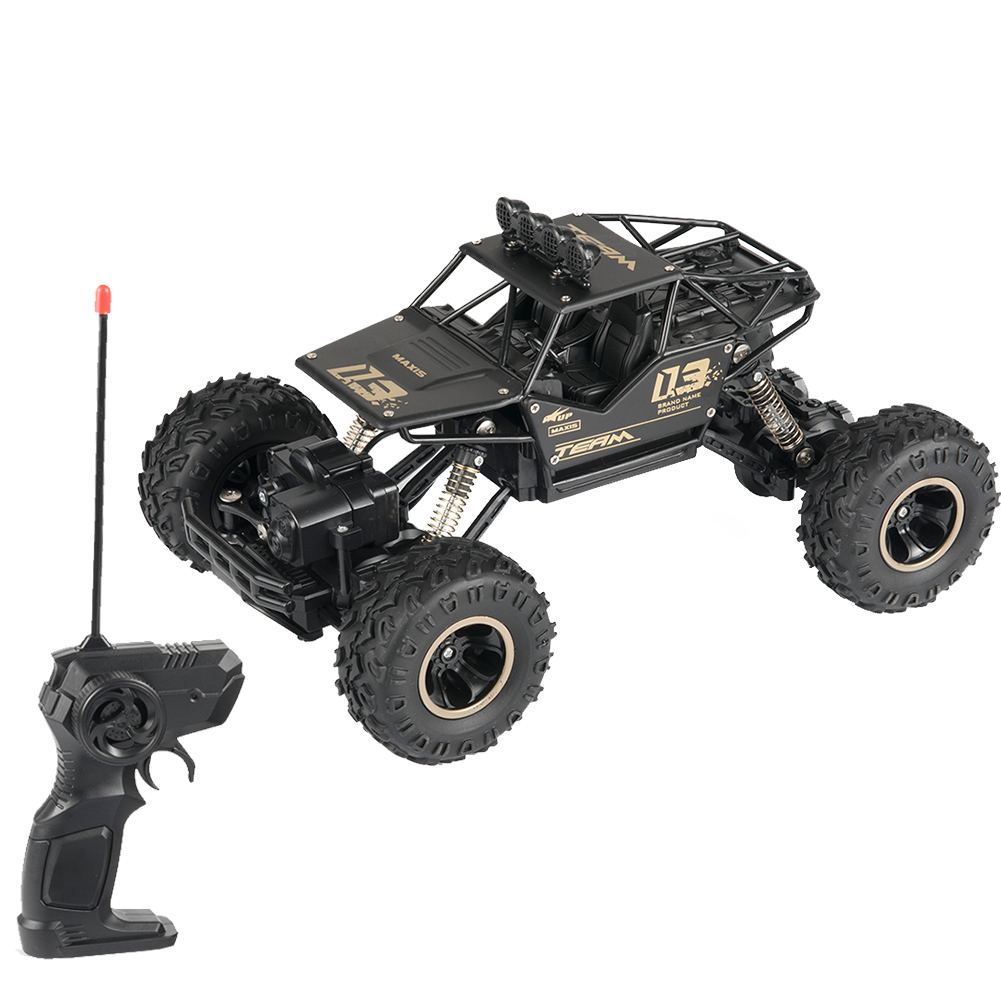 1/16 Monster Machine Vehicle 2.4GHZ 4WD Shaft Drive RC Truck Off-Road Racing Car RTR Toy бейсболка toy machine monster mesh green