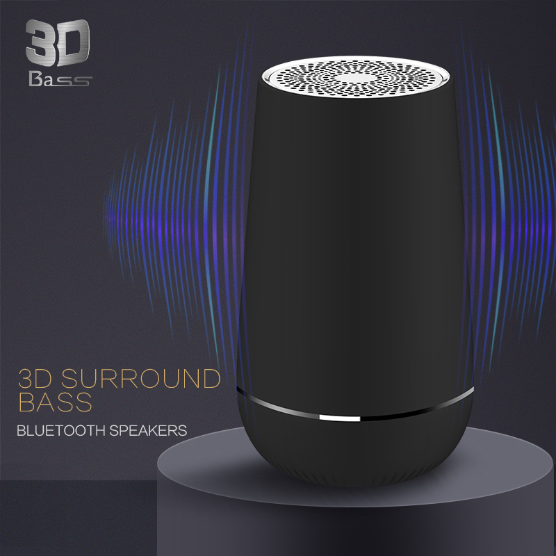 2019 newest professional active portable smart audio computer waterproof mini wireless bluetooth speakers 12000883 in Portable Speakers from Consumer Electronics