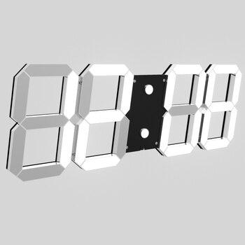 Hot Hot Hot2019 new wall clocks  watch reloj de pared modern design large decorative clocks Europe acrylic stickers living room