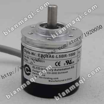 The  Elco ELCO spot EB38A6-L5BR-1000 incremental encoder 1000 pulses real axis 6mm - DISCOUNT ITEM  0% OFF All Category