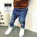 Pantalon Fillette Детская Одежда Мальчиков Джинсы Брюки Мода 2017 Новых Прибытия Pepe Jeans