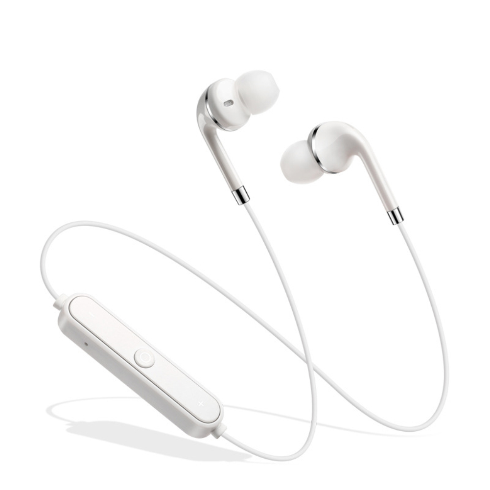 Mj Hight Quality Waterproof Bluetooth Earphones Wireless Magnetic Fleksible Earphone Ipad 3 S6 Ipx7 Headphones Noise Canceling Headphone 41 Sports Earbuds With Mic