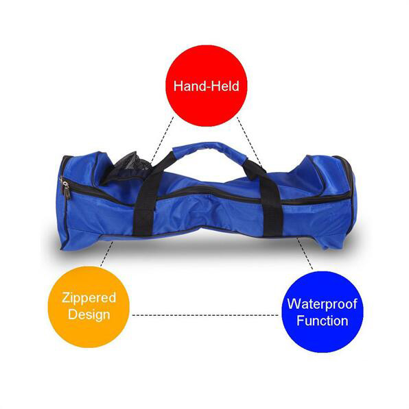 Durable Fashion Two Wheels Self Balancing Smart Drifting Electric Scooter Carrying Bag1