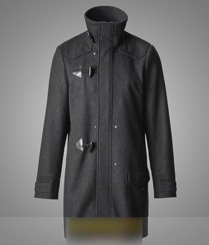 55% шерсть куртка! assassins Creed 4: Black Flag Коннор Kenway зимнее пальто Косплэй костюм повседневная одежда Тренч Cusotm Сделал