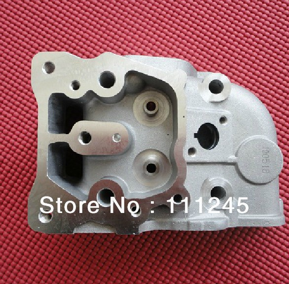 цена на CYLINDER HEAD FITS KAMA & MOST CHINESE 186FA 418CC  DIESEL ENGINE FREE SHIPPING CHEAP  ZYLINDER BLOCK  REPLACEMENT PART