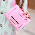 New Ladies Cartoon Cat Purses Women Wallet Zipper  Cards Holders PU Wallet Coin Purses Girl carteras mujer