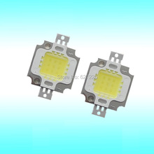 Epistar LED diode 10W 20W 30W 40W 50W 60W 70W 80W 90W 100W integrated led light source High power LED lamp Free shipping