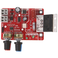 Spot Welder Time Control Board 100A Updating Current Controller With Digital Display