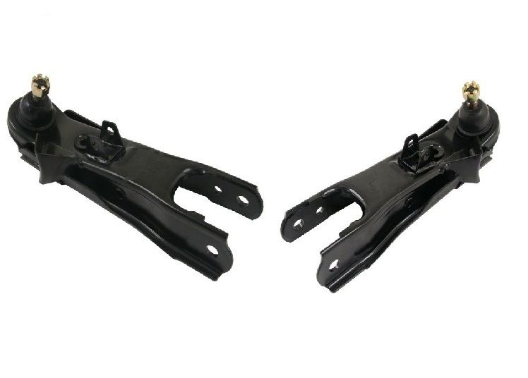 Pair of Front Right and Left Lower Suspension Control Arms Set For Nissan  D21 #54502-55G90 54503-55G90