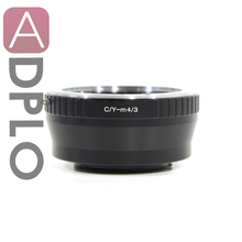 Suit for CONTAX C/Y CY Lens to suit for Micro 4/3 M4/3 Adapter suit For Olympus for Panasonic for Lumix Camera цена