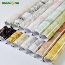 Водостойкая виниловая самоклеящаяся настенная бумага 3 м/5 м/10 м, Мраморная контактная бумага, кухонный шкаф, полка, ящик, лайнер, наклейки на стену
