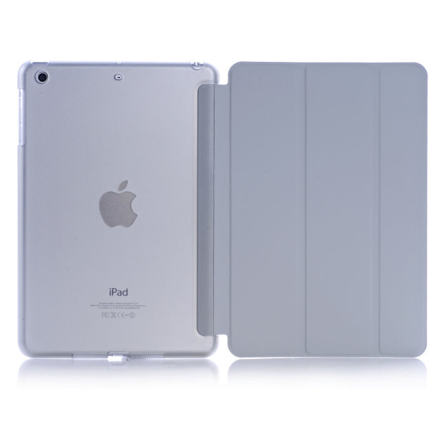 Ultra Slim Smart Case For Apple Ipad Pro 12.9 Cover PU Leather Tablet Folding Folio Cases Auto Wake / Sleep