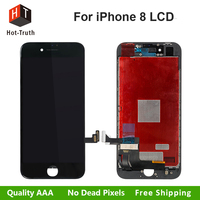 Hot Truth Grade AAA Quality LCD Display For IPhone 8 Touch Screen Digitizer Assembly Replacement No