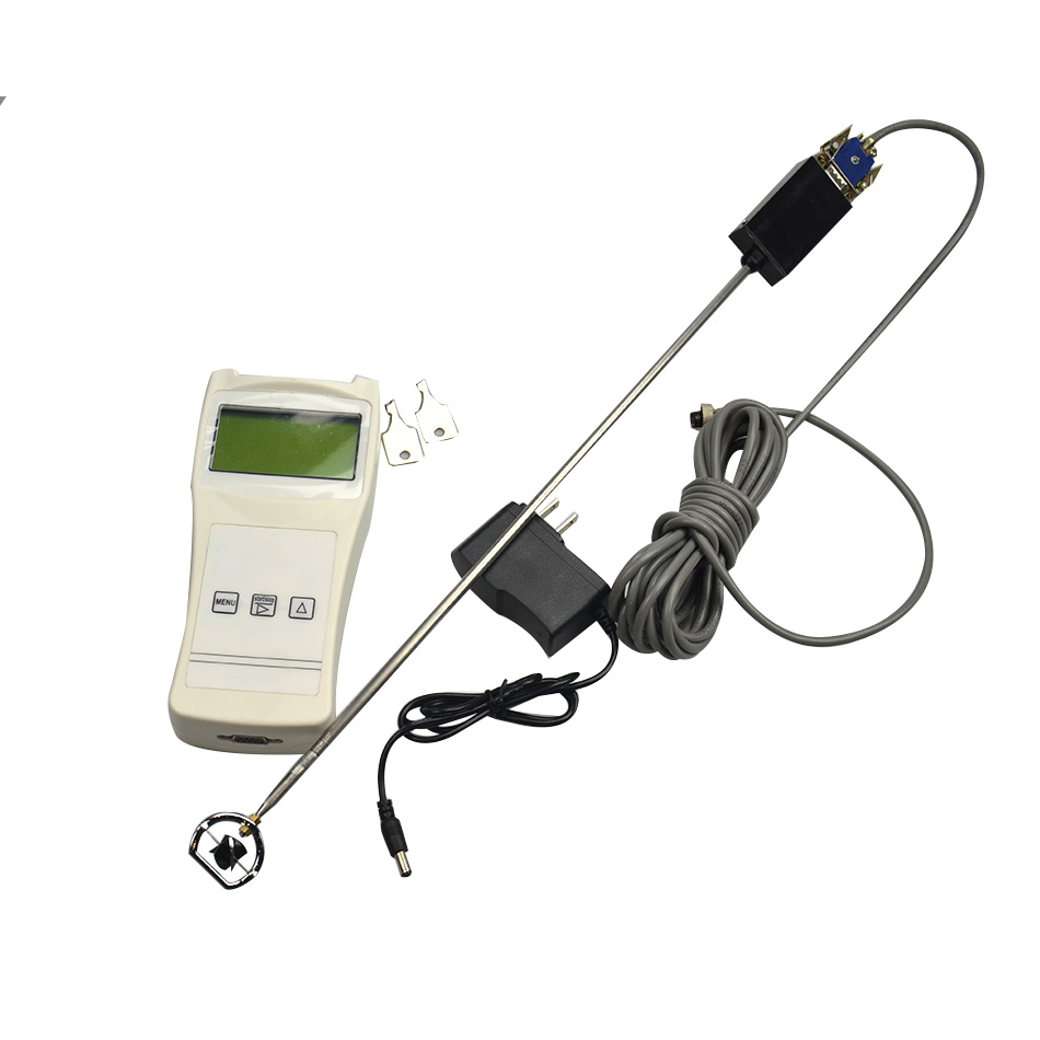 Rivière Canaux Ouverts, Les Vitesses D'écoulement Instrument De Mesure Portable Suspension Typr Débitmètre Gamme 0.01 ~ 4.0 m/s Vitesse Compteur