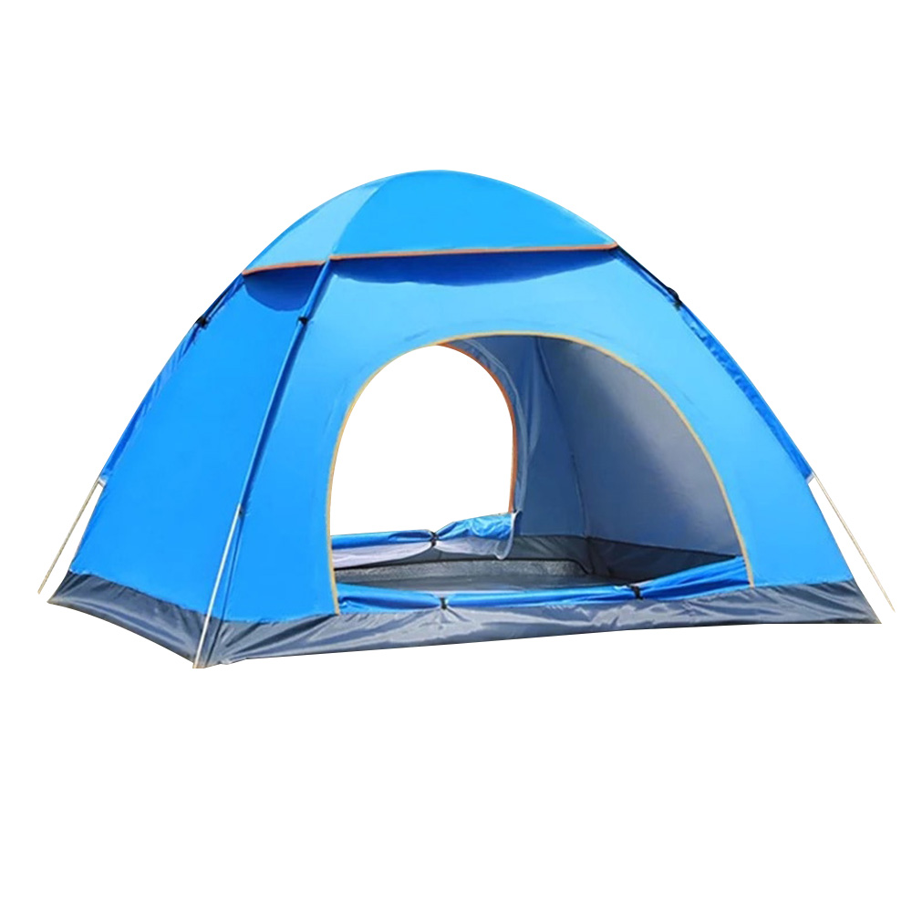 Outdoor Tents Easy to build 3-4 People beach camping rain prevention Sun protection camping Tent эра стабилизатор sta 1000