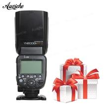 YONGNUO YN600EX YN600EX-RT ii 2.4G Wireless HSS 1/8000s Master Flash Speedlite for Canon EOS Camera as 600EX RT