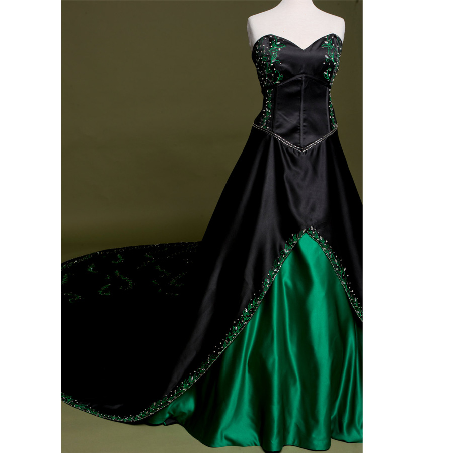 wedding dresses green wedding dresses Emerson Dress