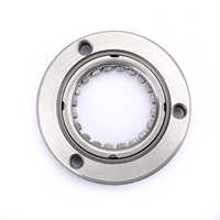 Areyourshop Starter Clutch One-Way Bearing Gear Kit For HONDA CH250 ELITE SCOOTER NSS250 Motorcycle Accessories