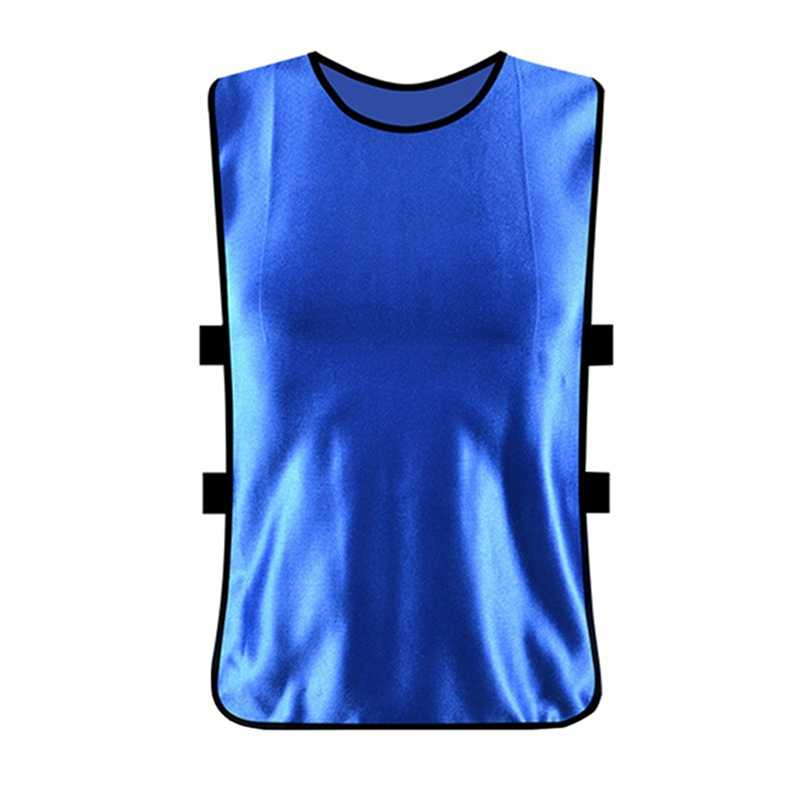 54231741f ... Adult Children Kid Team Sports Football Soccer Training Pinnies Jerseys  Quick-dry Breathable Training Bib