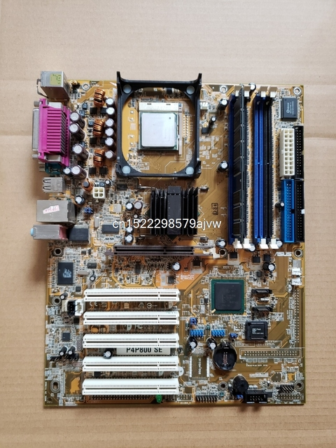 Aliexpress.com : Buy P4P800 SE 865PE 478 the mainboard from Reliable