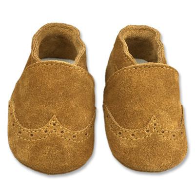 2016 Nueva Primavera de Color Caqui Zapatos de Bebé Mocasines de Cuero Genuino de la Vaca Del Arco Niñas zapatos infantiles Primeros caminante zapatos de Interior