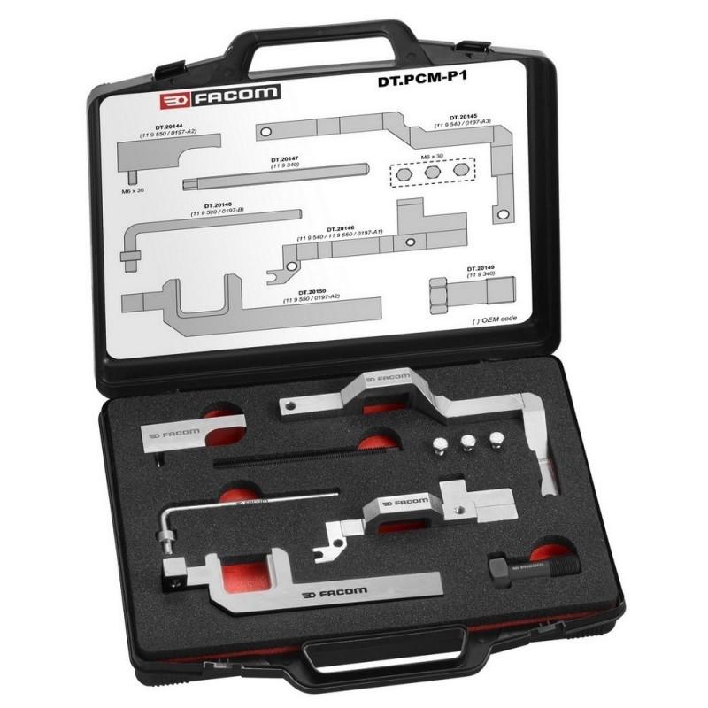 FACOM DT.PCM-P1-Case Fretwork Psa-bmw
