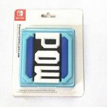 Slot Para Cartão de pcs em 1 12 Cartão Protecter Capa Carry Casos Para Nintend Jogo Interruptor Interruptor NS Cartões de Jogo