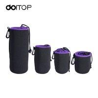 Doitop 4ピース/パック用カメラフォト保護ソフトネオプレンデジタル