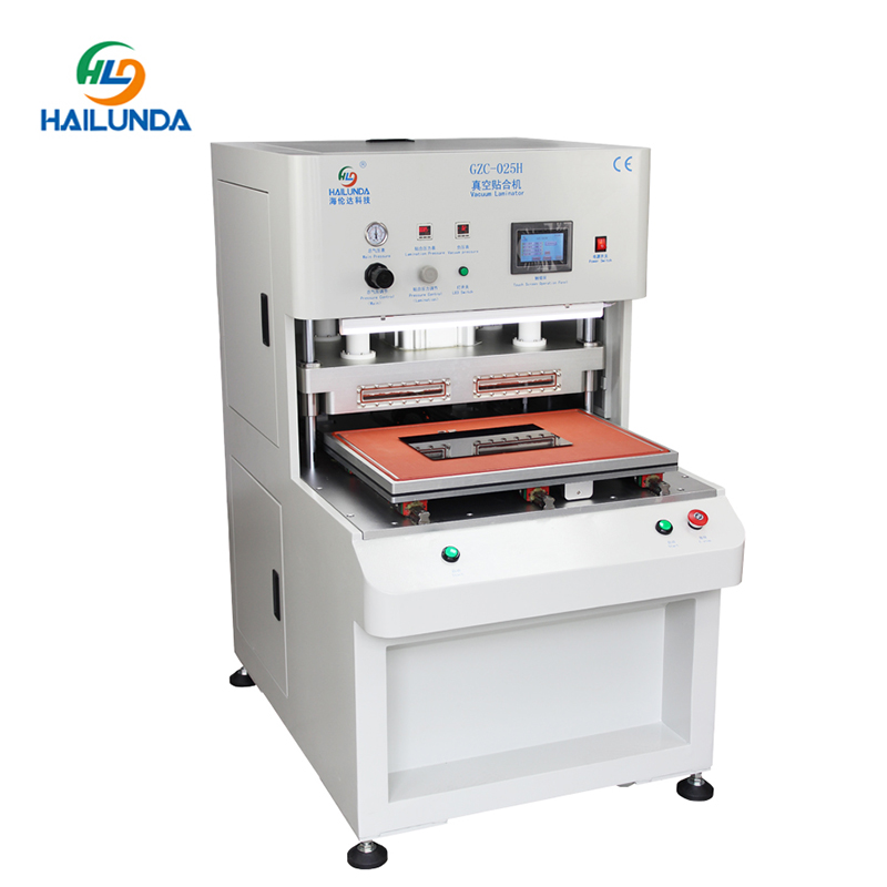 25 inch 32 inch Latest Customized OCA Vacuum Laminating Machine for iPad Tablets Computer LCD LED Screen Used for Factory