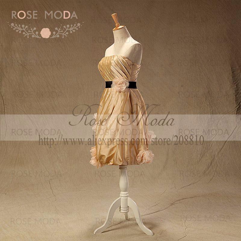 gold bm dressb