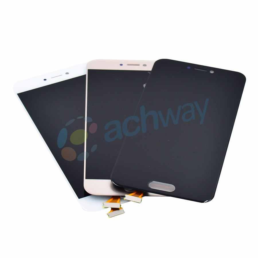 % 100% test edilmiş xiaomi mi 4i lcd 5C ekran dokunmatik ekran Digitizer meclisi değiştirin mi 4i lcd çerçeve ile xiaomi mi 4C LCD ekran