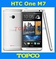 """Original HTC ONE telefone Android desbloqueado GSM 3 G e 4 G Quad core uma M7 32 GB Mobile Phone 4.7 """" 4MP WIFI GPS dropshipping"""
