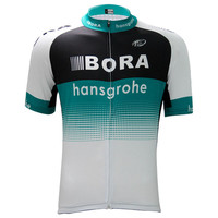 Pro Team BORA 2018 Cycling Jersey Bicycle Cycle Clothing Short Sleeve Maillot Bike Cycle Ropa Ciclismo