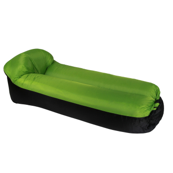 Inflatable Air Lounger Sofa and Sleeping Bed