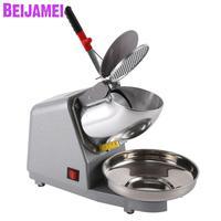 BEIJAMEI выгодная льдодробилка, бритва для смузи, Электрический блендер, блок, ломающий чайник, снежный конус, шлифовальная машина, чайный магаз