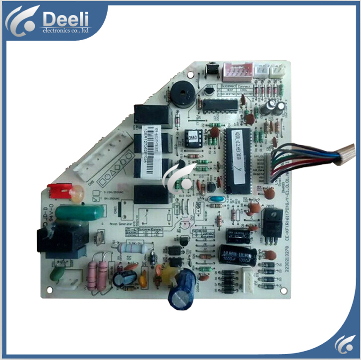 95% new good working for air conditioning computer board KFR-60G/Y-T6 control board on sale air conditioning computer used board control board kfr 72w bp3 330l d 13 mp1 2 v1 1 module board good working