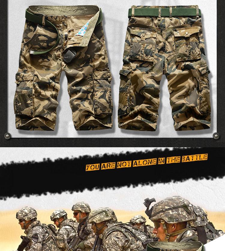 Cargo Shorts (4)