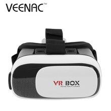 VR BOX II 2.0 Version Virtual Reality 3D Glasses Google Cardboard VR Glasses 3D Video Movie Game For 3.5-6 inch Smartphones