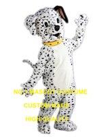 Dalmatian Dog Mascot Costume new custom adult size cartoon cutie Dalmatian Dog puppy theme anime cosplay costumes carnival 2974