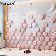 Wallpapers YOUMAN Wall Covering Panels Room Decoration Wall Stickers Home Decor Living Room Kitchen Wallpaper 3d Brick Decals