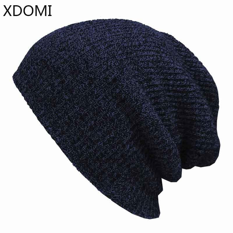 7 Colors!Winter Beanies Solid Color Hat Unisex Plain Warm Soft Beanie Skull Knit Cap Hats Knitted Touca Gorro Caps For Men Women