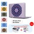 Mandala texture Print Laptop bag Case Sleeve laptop accessories For Macbook Air 13 Case Pro Retina 13 15 12 Air 11.6 13.3 Inch