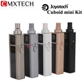 Original E Cigarrillos Joyetech Cuboid Mini 80 W Caja Mod Vape 2400 mAh Batería 5 ml Atomizador Kit Temperatura Control de Vaporizador
