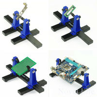 Sn 390 adjustable circuit board support frame PCB welding and assembly station 360degree rotary jig repair tools phone repair