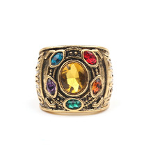 Rings Marvel Avengers Infinity War Thanos Jewelry