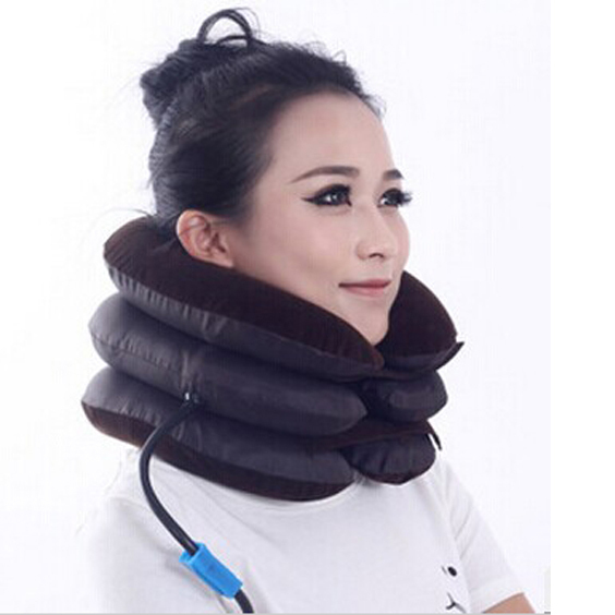 Head Back Air Cervical Neck Shoulder Pain Traction Tractor ...